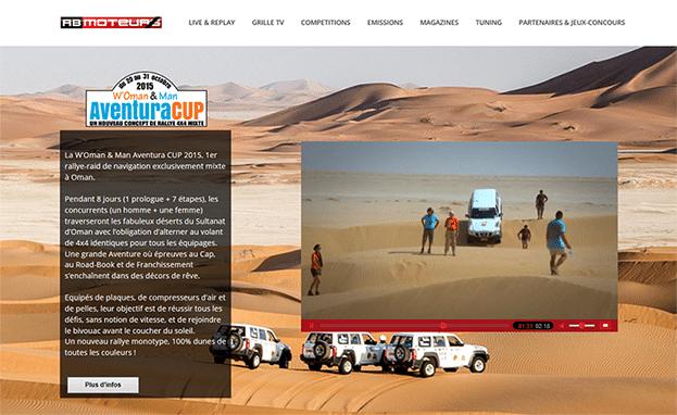 W'Oman & Man Aventura Cup 2015 sur AB Moteurs