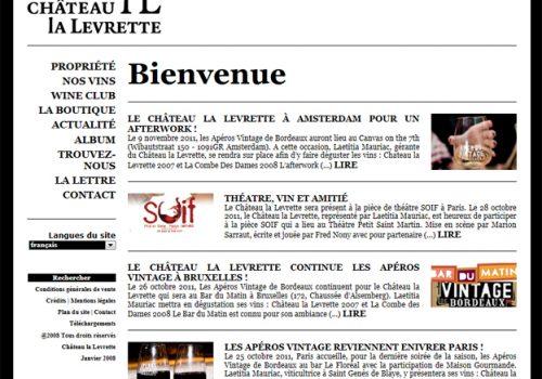 Www.chateau-la-levrette.com