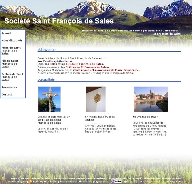 Société Saint Francois De Sales