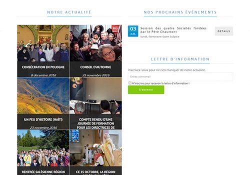 Site Saint-francois-de-sales.com