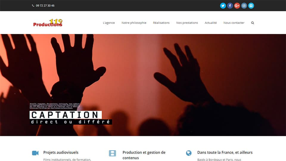 119productions.com