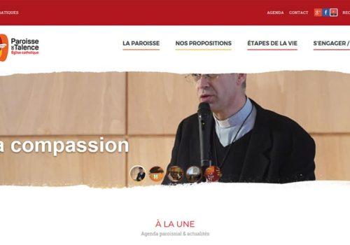 Site Paroisse-talence.fr